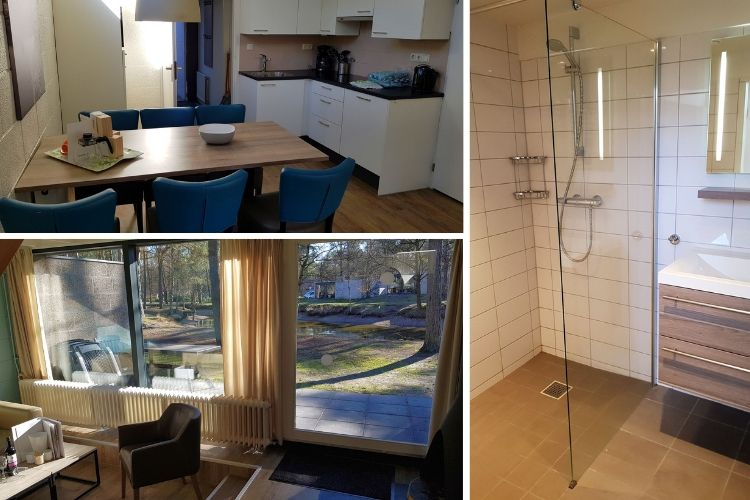 Ferienhaustyp 6B1 Landal Het Vennenbos