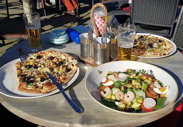 Restaurant Landal Het Vennenbos Pizza Limone