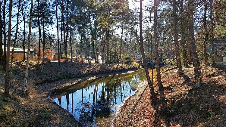 Landal Greenpark Het Vennenbos See