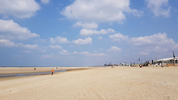 Strandpavillon Kijkduin