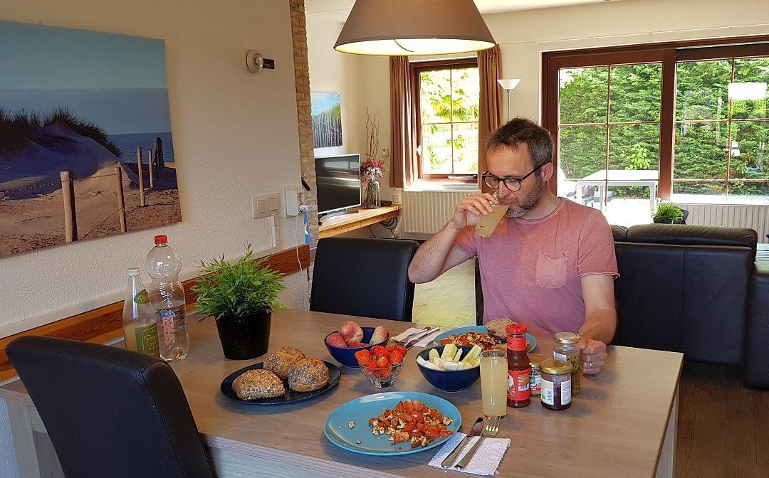 Gemütliches Ferienhaus in Cadzand-Bad: für 6 Personen + Hund