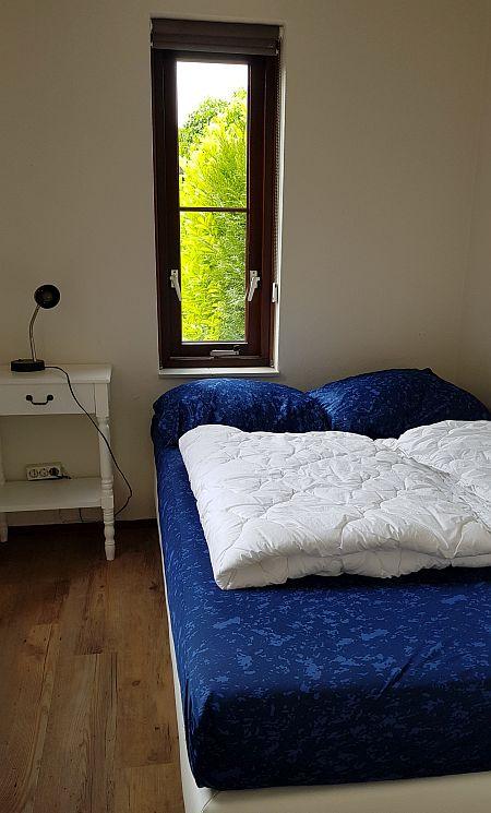 Ferienhaus Beaufort Cadzand Bad Schlafzimmer Erdgeschoss