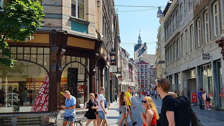 wohin in holland zum shopping
