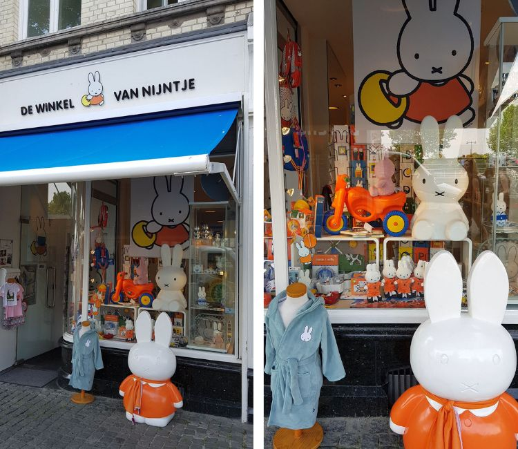 Kinderladen Maastricht Winkel van Nijntje