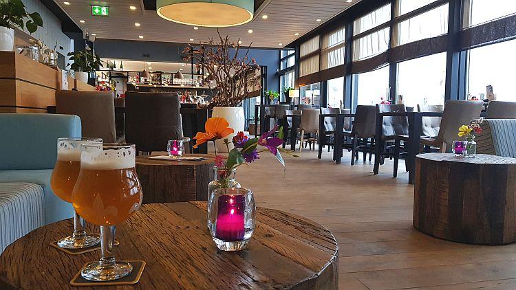 Ferienpark Beachclub Bodelaeke Giethoorn Restaurant