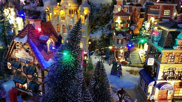 Haus des Weihnachtsmanns Maastricht
