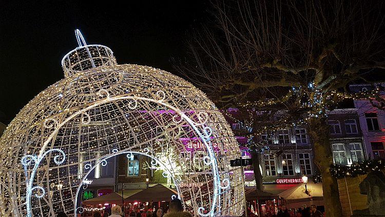 Lichtkugel Maagisch Maastricht