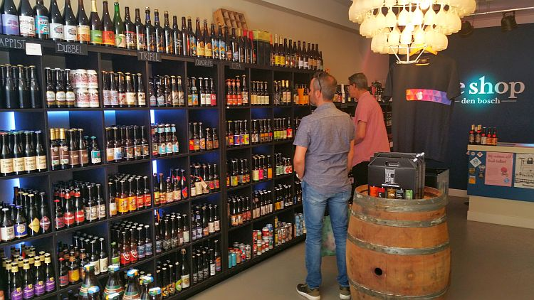 Den Bosch Bottleshop Bier kaufen