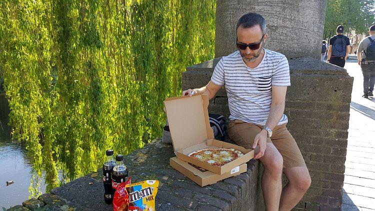 Jumbo Hertogenbosch Pizza