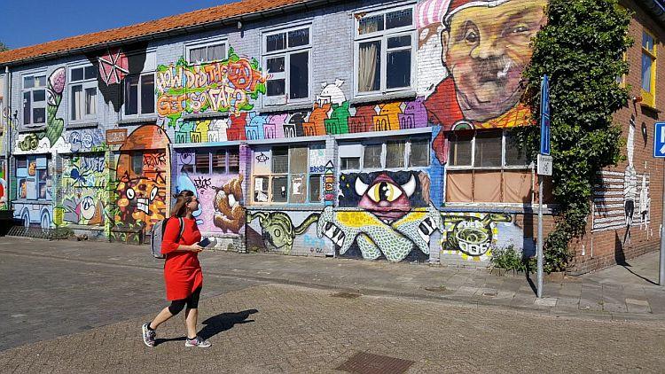 Den Bosch Street Art Graffiti Havendijk