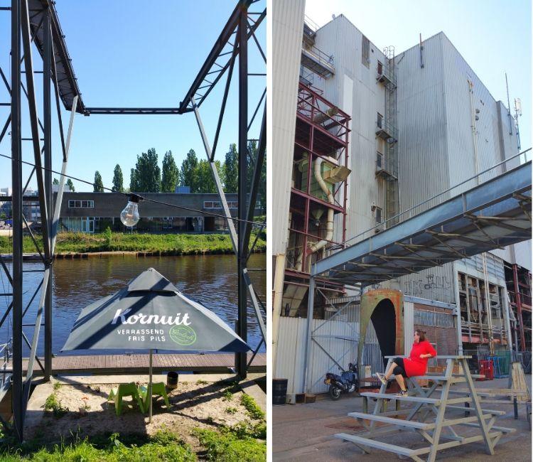 Tramkade Fabrik-Gelände Hertogenbosch