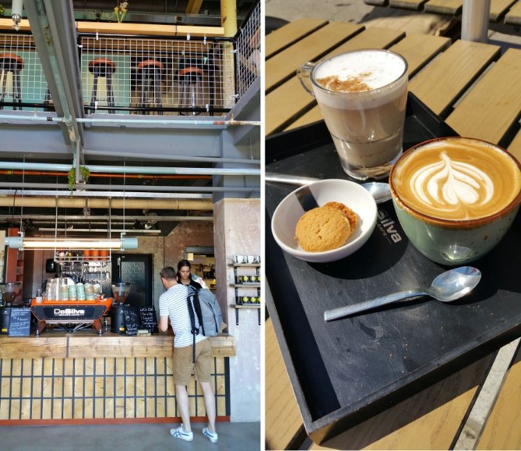 Da Silva Espressobar Tramkade Den Bosch