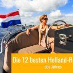 Holland Reiseziele: Unsere TOP 12 des Jahres