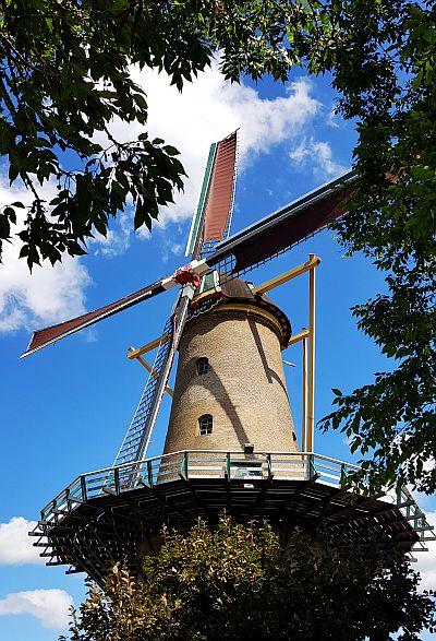 De Hoop Windmühle